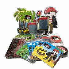Piraten-Party Paket 48 Kleinspielwaren Mitgebsel Tombola Kindergeburtstag Puzzle