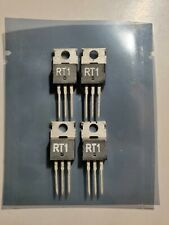 FOUR RT1 Ranger RF Mosfet Final Transistors. Free First Class Ship from NC USA!