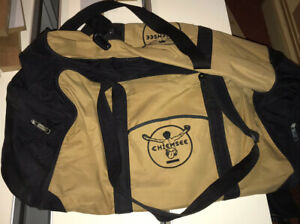 Chiemsee Reisetasche Tasche Sporttasche,beige braun, TOP