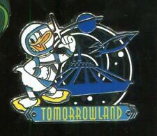 2020 Park Characters and Lands Booster Donald Duck Tomorrowland Disney Pin