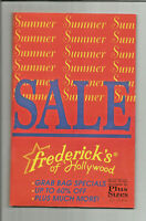 Frederick's of Hollywood 1995 Volume 95 Issue 407