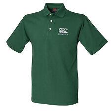 Canterbury Polo CCC Logotipo Bordado Hombre Nuevo Rugby Estupenda