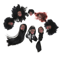 Doll Joints Black doll Hair head diy accessory for barbie doll For girl gift new