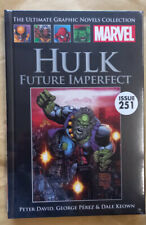 More details for marvel comics ultimate graphic novel collection #251 hulk future imperfect