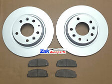 Mazda 6 1.8i 2.0i 2.0 2.2 CD 2.5i Sport 2008-2012 Rear Brake Discs & Pads Set