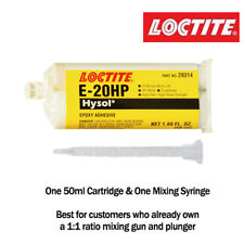 Loctite EA-Hysol E-20HP Toughened High-Strength 20-Min Set Off-White Epoxy-50ml