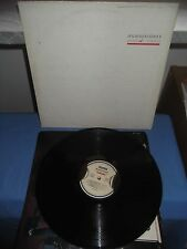 "The Undertones ""Positive Touch"" LP ARDECK UK 1981 - INNER"