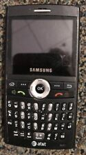 Samsung BlackJack SGH-I607 Black (AT&T) Smartphone Fast Ship Very Good Used