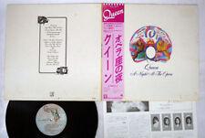 QUEEN A NIGHT AT THE OPERA ELEKTRA P-10075E Japan OBI VINYL LP