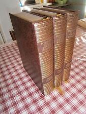 Portrait de la France moderne Lorraine Alsace + atlas 3 volumes