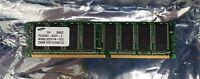 Samsung DDR PC 3200 256MB DIMM (M368L3223FTN) DDR SDRAM