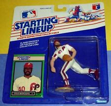 1989 STEVE BEDROSIAN Philadelphia Phillies -FREE s/h - Starting Lineup Kenner