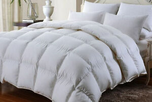 NEW Groundlevel Goose Feather & Down Duvet - King