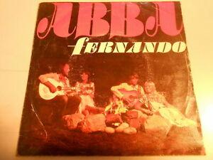 45 giri FERNANDO - TROPICAL LOVELAND - ABBA - - VINTAGE