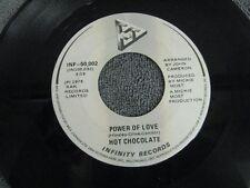 "Hot Chocolate every 1's a winner - 45 Record Vinyl Album 7"""