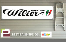 Wilier Triestina Bicycles Banner for Workshop, Garage, Shop Banner, PVC Sign
