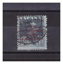 MAROC BUREAUX ESPAGNOLS . N° 103 . 1 P    OBLITERE   .SUPERBE.