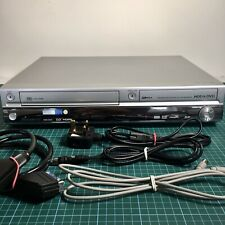 Panasonic Dmr Ex95v Silver Dvd And Vhs Recorder Combo with 250GB HDD Freeview