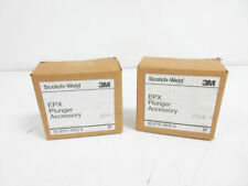 2X 3M Scotch-Weld Epx Plunger Accessory 62-9741-9935-8 (20 Total)