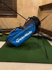 TaylorMade Blue/Black Stand Bag