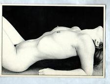 NATURISME / FEMME Françoise N°5 , par Bernard DELFRAISSY