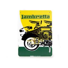 Calendrier Perpétuel Lambretta Arrière (version Francaise)