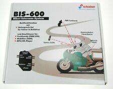 Stabo Elektronik 50083 bis 600 Motorrad-kommunikationszentrale schwarz