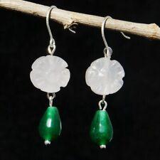 Fashion Women Earrings Handmade Stylish Natrual Crystal