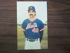 1986 Tcma New York Mets Randy Niemann Postcard