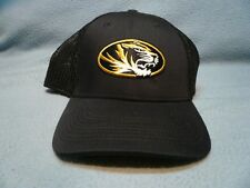 297e6f3108534 Nike Missouri Tigers Meshback Flex BRAND NEW curved bill hat cap Mizzou dri  fit