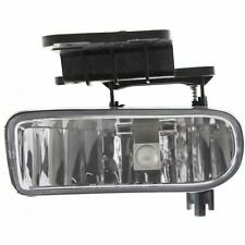 Kool Vue Clear Lens Fog Light For 99-02 Chevrolet Silverado 1500 LH CAPA w/ Bulb