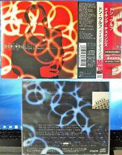 Don Wolf - Making Changes (CD, 1997, Fandango Co., Japan w/OBI) RARE