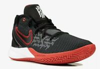 Men's Nike Basketball Shoes Kyrie Flytrap II New Black White Red Sneakers BNIB