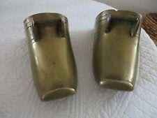 Authentic Depose Brass Stirrups Conquistador Equestrian Armor Brass Stirrups