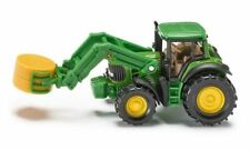 Siku John Deere Tractor with Bale Gripper 1:87