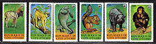 $Ivory Coast Sc#528-533 M/VF, complete set, animals, Cv. $36.50