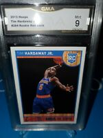 GMA 9 MINT~TIM HARDAWAY Jr. ROOKIE - 2013-14 Hoops #284 - Dallas Mavericks🔥🏀🚀