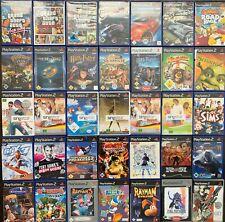 Playstation 2 PS2 Spiele über 300 Top-Games zur Auswahl ?? BLITZVERSAND ??