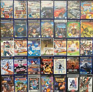 Playstation 2 PS2 Spiele über 300 Top-Games zur Auswahl ⚡⚡ BLITZVERSAND ⚡⚡