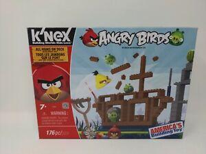 Angry Birds Space K'nex All Hams On Deck Knex Building Set Pig 72457 *BRAND NEW*