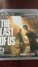 The Last Of Us For Sony PlayStation 3.