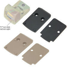 Tactical Red dot Mount RMR Adapter Plate Mount For Glock RMR Red Dot Hunting