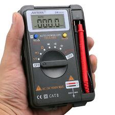 Portable Mini 4000 Comptes AC/DC Tension Résistance Multimeter Ohmmètre Testeur