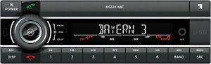 24 Volt LKW Auto Radio 24 Volt für LKW Truck mit USB AUX Bluetooth iPhone Musik