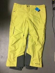 NWT Size 2XL COLUMBIA Ridge 2 Run 2 Omni Heat Pants MSRP $140 XXL