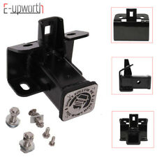 Tow Hitch Receiver Fit 2005-2016 Land Rover Discovery LR3 LR4 Trailer Plug Cover