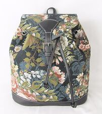 Blossom Flower Design Tapestry Backpack or Rucksack Signare