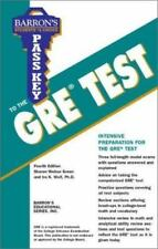 Pass Key to the GRE Test (BARRON'S PASS KEY TO THE GRE)