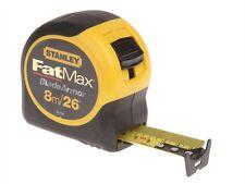 Stanley FatMax Tape Measure Blade Armor 8m/26ft (Width 32mm)0-33-726 Free 2m TM