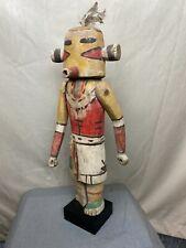 Grande Poupée Kachina TUKWINONG  indiens Hopi Arizona USA